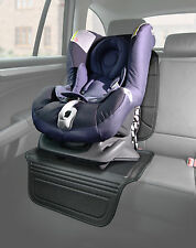 Venture Two Stage / 2 Piece Car Seat Saver / Protector Black