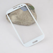 White Front Screen Glass Outer Lens Cover for Samsung Galaxy S3 SIII i9300 Tool