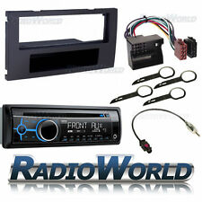 Ford Fiesta / Fusion Clarion Car Stereo Radio Upgrade Kit CD MP3 AUX FM iPod