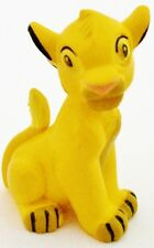 *SIMBA Disney LION KING CUB MUFASA SON PVC TOY Figure CUP CAKE TOPPER FIGURINE!*