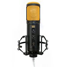 Studio Series SL600 USB Studio Microphone - Condenser Microphone - Blue Light