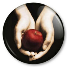 "Twilight Saga Logo 25mm 1"" Pin Button Badge Apple Edward Bella Vampire Movie"