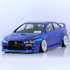 Pandora Mitsubishi LANCER Evolution X RC Cars Drift 196mm Clear Body #PAB-157