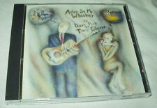 RAY & GLOVER Ashes in My Whiskey (1990) CD Blues Dave Ray Tony Glover