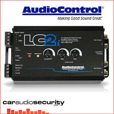 AudioControl LC2i - 2 Channel Line Output Convertor 400 watts per channel @ 4ohm