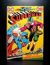 COMICS: DC: Superman #264 (1973), 1st Steve Lombard app - RARE (batman/arrow)