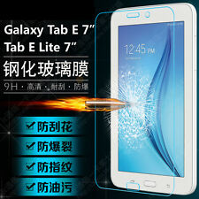 """QW Tempered Glass Film Screen Protector for 7"""" Samsung Galaxy Tab E Lite T113"""