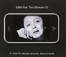 EDITH PIAF - ULTIMATE CD  CD NEU