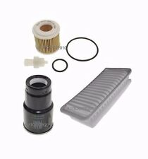 FOR TOYOTA YARIS 1.4DT D4D SERVICE KIT OIL/AIR/DIESEL FILTER 2005-11
