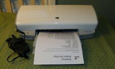 HP Deskjet D4160 Digital Photo Inkjet Printer