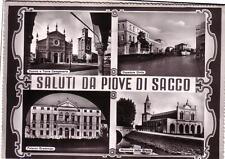PIOVE DI SACCO B/N  VIAGGIATA 19584 VEDUTINE