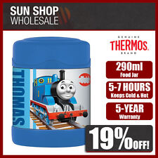 THERMOS Funtainer S/S 290ml Vacuum Insulated Food Jar Thomas The Tank Engine!