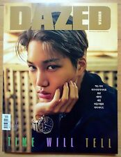 EXO KAI/Cuttings 19P-Magazine Clippings/Dazed & Confused Korea/December 2016