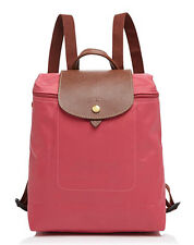 NIP $125 Longchamp Le Pliage Nylon Foldable Backpack! Malabar