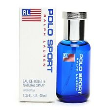 Polo Sport Ralph Lauren Men Cologne 1.35 oz EDT Eau De Toilette Spray 40 ml /1.3