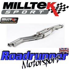 Milltek BMW 3 Series E36 M3 3.0 / 3.2 Decat Exhaust Cat Replacement SSXBM362