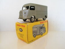 DINKY 25C CITROEN H1200 TRUCK METALLIC GOLD GREY MIB 9 EN BOITE VERY NICE L@@K