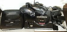 Sega Genesis Console System Lot Bundle - TESTED - W/2 Controllers - 2 Power Cord