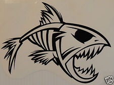 Tribal Fish Sticker/Decal windsurfing/kitesurfing/surfing use