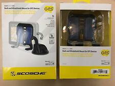 Scosche GPSHDR DashDock Universal Dash Mount for GPS and Mobile Devices