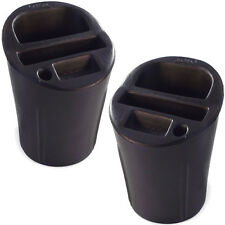 2pk Cell Phone Car Cup Storage Organizer Container for Auto Highway Travel