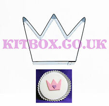 KIT di-CROWN Cutter Per Cupcakes O Torte Festa