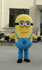 Minions Despicable Me Mascot Costume EPE Fancy Dress Outfit Adult free shipping6