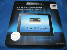 "Nextbook NEXT10P12 8GB, Wi-Fi. 9.7"" Screen Tablet Grey 4.0  **IN BOX**NICE**"