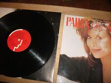 """PAULA ABDUL  /  FOREVER YOUR GIRL  12"""" VINYL LP  SRNLP 19  1988"""