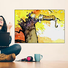 Calvin and Hobbes Comics Wall Decor 20x30 Poster