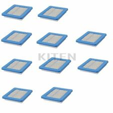 10X Air Filters For Briggs & Stratton 4101 491588 5043 399959 050007 119-1909