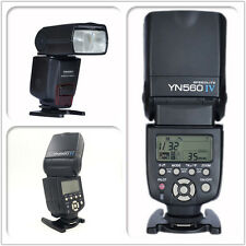 Yongnuo YN-560IV Flash Speedlite for Canon 580EX II 1D 5D Mark II III 7D 6D 70D