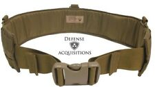 NEW USMC EAGLE INDUSTRIES PADDED WAR BELT PWB28-MS-5KH USGI MLCS SFLCS