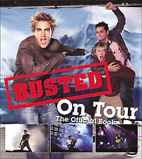 """""""Busted"""": On Tour - the Official Book Peter Robinson Very Good Book"""