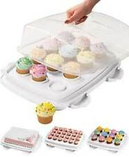 Wilton Ultimate 3 in 1 cake Caddy - Mini , Regular Cupcake paypal