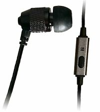 XDU Pathfinder Single Stereo to mono Earphone + microphone Reinforced 42in cable