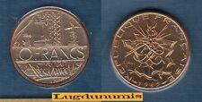 FDC -10 Francs Mathieu Tranche A 1985 12 500 Exemplaires Scéllée coffret FDC