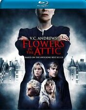 Flowers in the Attic Blu-ray 2014 V.C. ANDREWS
