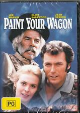 PAINT YOUR WAGON - CLINT EASTWOOD - NEW & SEALED REGION 4 DVD - FREE LOCAL POST