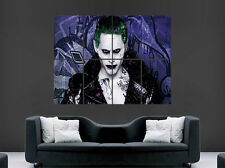 SUICIDE SQUAD POSTER JOKER FILM MOVIE WALL ART PRINT