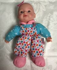 Goldberger Doll Babys First 11 Inch Doll Tumble Tots Pink