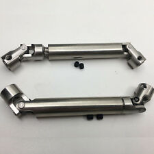 90mm Stainless steel Universal Drive Shaft for 1/10 Axial SCX10 D90 RC Crawler