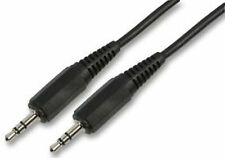 3.5mm JACK PLUG LEAD 1.2M STEREO MP3 PLAYER TO FRONT AUX IN ICE FOR CAR HIFI
