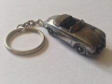 Porsche 356 Speedster ref189 FULL CAR on a split-ring keyring