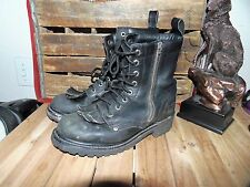 Harley Davidson Boots size 10 motorcycle boots 10/42 biker boots 10 harely boots