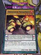 OCCASION Carte Yu Gi Oh ORDUCTEUR METALPHOSE TDIL-FR023 1ère édition