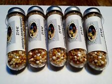 Controlled release fertilizer 24-6-12, 5 capsules (for 15 plant)