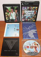Grand Theft Auto V Five, GTA 5 - Edición Especial, PlayStation 3 PS3, Pal-España