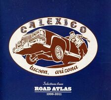 Selections From Road Atlas 1998-2011 - Calexico (2011, CD NEUF)