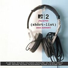 Various : Mtv2 Shortlist Prize CD (2004)